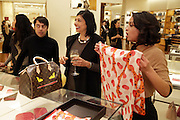 Atmosphere at instore event at Louis Vuitton Copley Square, Boston, March 26th, 2015