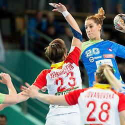 20160310: SLO, Handball - 2016 Women's European Championship Qualification, Slovenia v FYR Macedonia