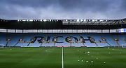 Stadium shot during the Sky Bet League 1 match between Coventry City and Colchester United at the Ricoh Arena, Coventry, England on 29 March 2016. Photo by Simon Davies.