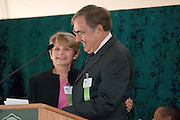18414Academic & Research Center Groundbreaking September 29, 2007...Charles and Marilyn Stuckey