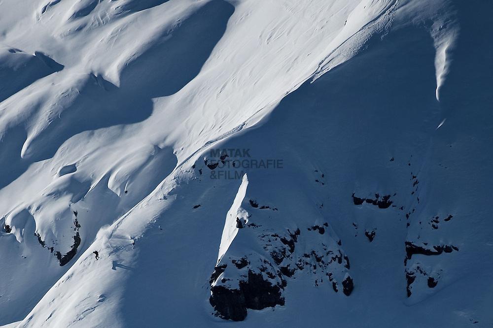 FREERIDE, Snowboard, Christoph Schurian, Snowboard, Lech, Arlberg