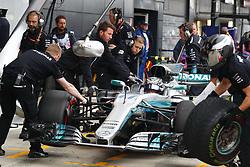July 15, 2017 - Silverstone, Great Britain - Motorsports: FIA Formula One World Championship 2017, Grand Prix of Great Britain, .#77 Valtteri Bottas (FIN, Mercedes AMG Petronas F1 Team) (Credit Image: © Hoch Zwei via ZUMA Wire)