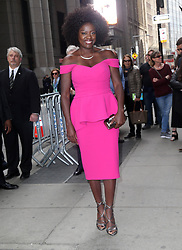 April 14, 2018 - New York City, New York, USA - 4/13/18.Viola Davis at the Variety Power of Women Luncheon in New York City..(NYC) (Credit Image: © Starmax/Newscom via ZUMA Press)