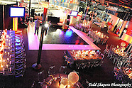 Grand Prix Bar Mitzvah Decor