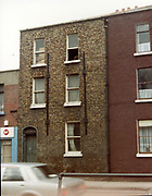 Old Dublin Amature Photos January 1984 WITH, Phibsboro, Black, Church, Kings Inn, Smithfield, North Kings St, St Brendans,