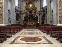 ITALY ROME 2JUL09 - Visitors to the Vatican at St. Peter's Basilica, Vatican City, Rome.....jre/Photo by Jiri Rezac..© Jiri Rezac 2009