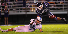 Marinette FB vs Little Chute 9-4-2015
