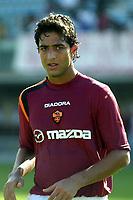 Fotball 2004/2005<br /> Foto: SBI/Digitalsport<br /> NORWAY ONLY<br /> <br /> AS Roma v Lodigiani<br /> 04/09/2004.<br /> <br /> Ahmed Hossam Mido