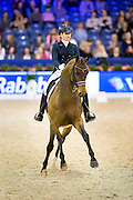 Jill Huybregts - Eventz Zamacho Z<br /> Rabo U25 Cup<br /> Jumping Amsterdam 2016<br /> © DigiShots