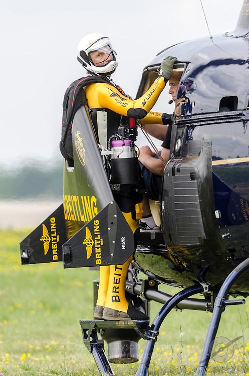 Yves 'Jetman' Rossy
