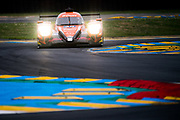 June 12-17, 2018: 24 hours of Le Mans. 40  G-Drive Racing, Oreca 07-Gibson, Jose Gutierrez, James Allen, Enzo Guibbert