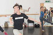 30 dancers and nine choreographers come together for ArtsCross London 2013 in a major intercultural arts project between China, Taiwan and the UK.