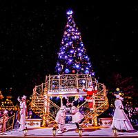 DISNEY PARIS CHRISTMAS