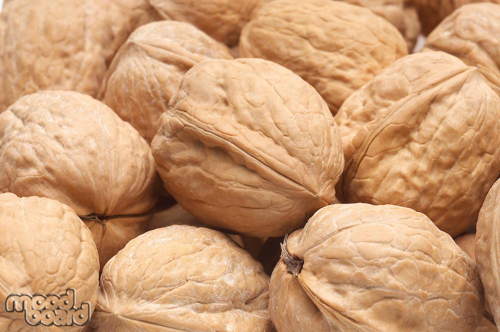 Walnuts, close-up