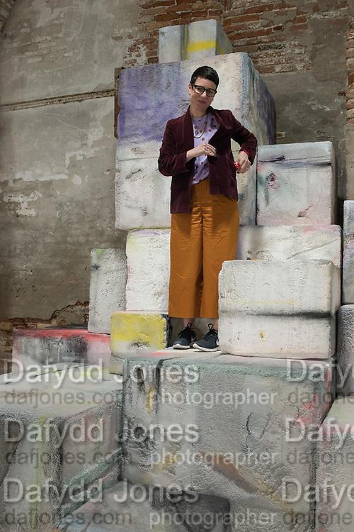 EVA ROTHSCHILD, IRISH PAVILION, Opening of the Venice Biennale, Venice, 8 May 2019