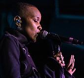 Jamila Woods - Turf Club, St Paul Minnesota USA May 22, 2019