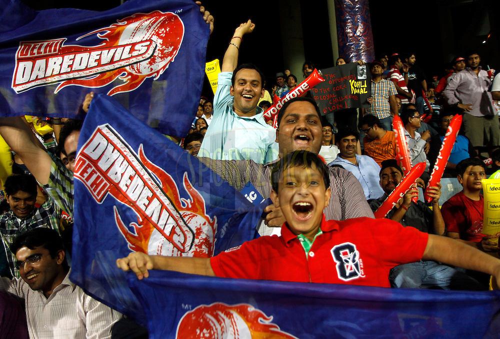 Image result for IPL DELHI FANS IN JERSEYS