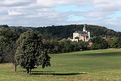 CZECH REPUBLIC FRYDLANT 5SEP15 - Exterior view of Frydlant castle, Liberecko, Czech Republic.<br /> <br /> jre/Photo by Jiri Rezac<br /> <br /> © Jiri Rezac 2015