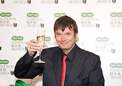 Ian Rankin during the Specsavers National Book Awards 2012, Central London, Great Britain, December 4, 2012. Photo by Elliott Franks / i-Images.