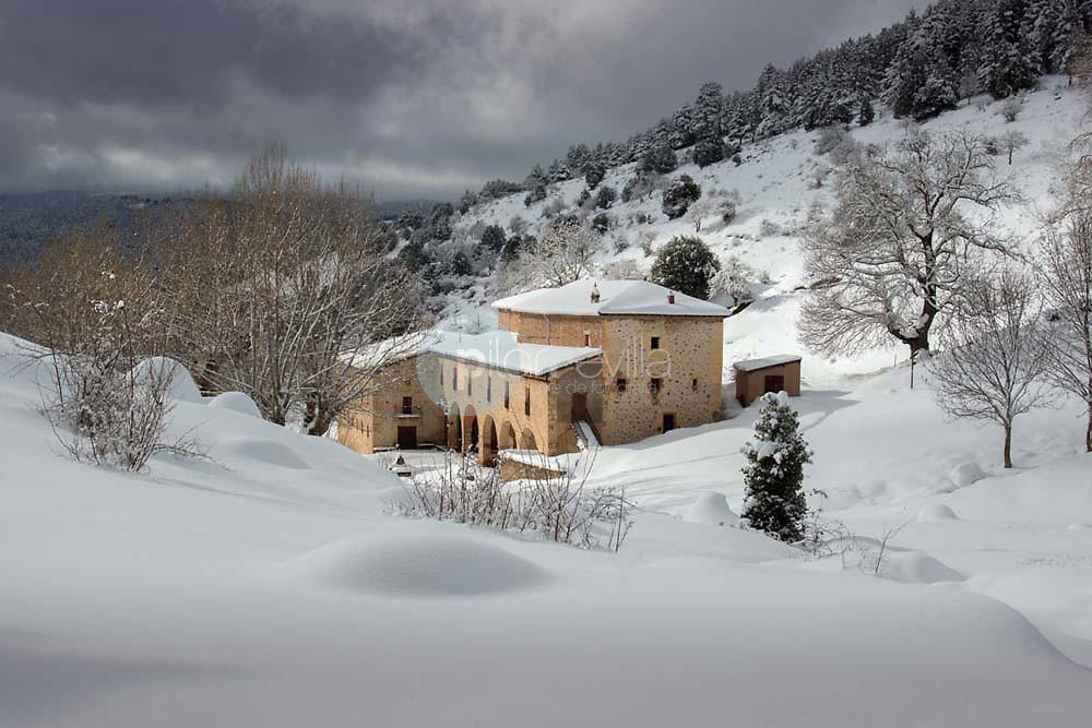 Lomos. Ermita. La Rioja. Sierra Cebollera. La Rioja ©Daniel Acevedo / PILAR REVILLA