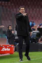 December 19, 2017 - Naples, Italy - Massimo Oddo (Udinese Calcio)..during the TIM Cup match between SSC Napoli and Udinese Calcio at Stadio San Paolo on December 19, 2017 in Naples, Italy. (Credit Image: © Paolo Manzo/NurPhoto via ZUMA Press)
