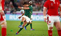 Rugby Union - 2019 Rugby World Cup - Semi-Final: Wales vs. South Africa<br /> <br /> Handre Pollard of South Africa  at International Stadium Yokohama, Kanagawa Prefecture, Yokohama City.<br /> <br /> COLORSPORT/LYNNE CAMERON