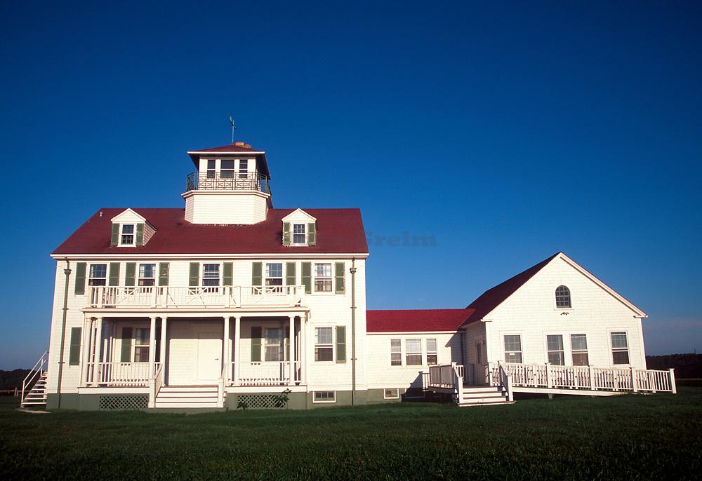 Coast Guard Station, Eastham, Cape Cod National Seashore, Massachusetts