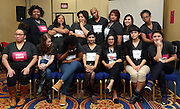 Youth Squad group shot during the Planned Parenthood National Conference held Washington DC on March 26, 2014. <br /> <br /> Photo Credit: Ryan Brown