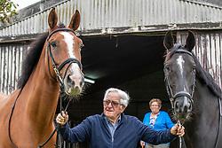 Spits Hendrik, Verbraecken Rachel<br /> Stal In de Kroon - Heist op den Berg 2019<br /> © Hippo Foto - Dirk Caremans<br />  11/09/2019