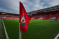 Football - 2019 / 2020 Premier League - Liverpool vs. Southampton<br /> <br /> A general view of Anfield, home of Liverpool<br /> <br /> Colorsport / Terry Donnelly