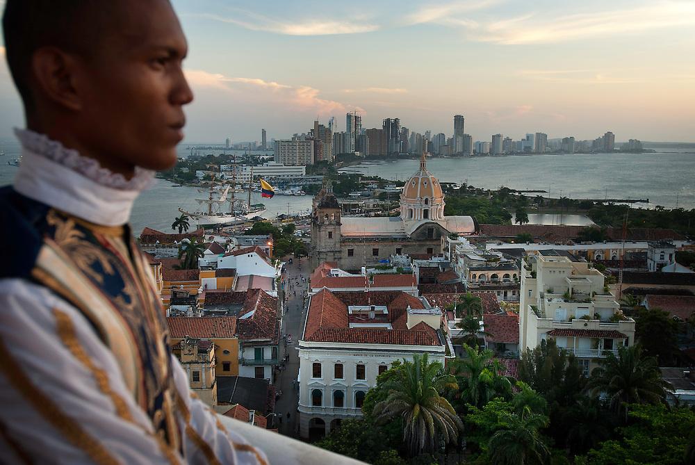 Cartagena de Indias.<br /> Colombia.
