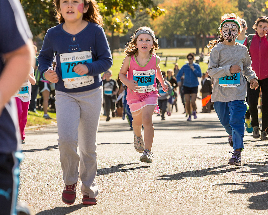 Tufts Health Plan 10K For Women road race