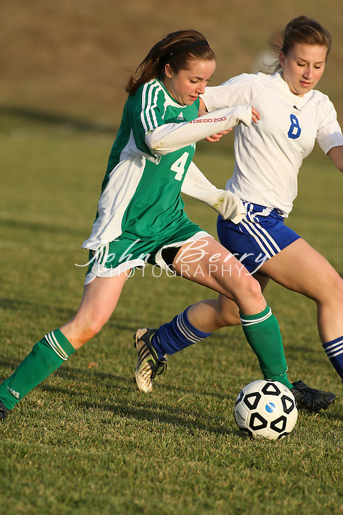 MCHS Varsity Girls Soccer .vs William Monroe  .3/24/2009