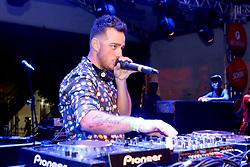 Cabral DJ  no Planeta Atlântida 2015, que acontece nos dias 30 e 31 de Janeiro de 2015, na Saba, em Atlântida. FOTO: Emmanuel Denaui/ Agência Preview