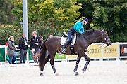 Tina Konyot - Calecto V<br /> Alltech FEI World Equestrian Games™ 2014 - Normandy, France.<br /> © Hippo Foto Team - Leanjo de Koster<br /> 25/06/14