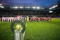 Stade ALLIANZ RIVIERA - 04.04.2015 - Nice / Evian Thonon - 31eme journee de Ligue 1<br />