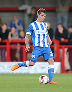 Glen Rea during the Pre-Season Friendly match between Crawley Town and Brighton and Hove Albion at the Checkatrade.com Stadium, Crawley, England on 22 July 2015.