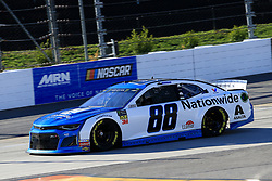 March 23, 2019 - Martinsville, VA, U.S. - MARTINSVILLE, VA - MARCH 23:  #88: Alex Bowman, Hendrick Motorsports, Chevrolet Camaro Nationwide during practice for the STP 500 Monster Energy NASCAR Cup Series race on March 23, 2019 at the Martinsville Speedway in Martinsville, VA.  (Photo by David J. Griffin/Icon Sportswire) (Credit Image: © David J. Griffin/Icon SMI via ZUMA Press)