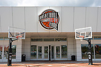 Naismith Memorial Basketball Hall of Fame, Springfield, MA