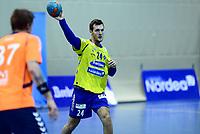 Håndball , 15. desember 2013 , Postenligaen , Eliteserien herrer , Bækkelaget - ØIF Arendal<br /> Christian O'Sullivan ,  BSK