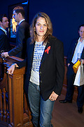 TRACEY EMIN, Annual Lighthouse Gala Auction in aid of the Terrence Higgins Trust.  Christie's, King St. London. 21 March 2011. .-DO NOT ARCHIVE-© Copyright Photograph by Dafydd Jones. 248 Clapham Rd. London SW9 0PZ. Tel 0207 820 0771. www.dafjones.com.