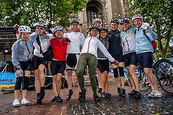 24-06-2017 NED: Start Homeside &amp; Homerun, Utrecht<br /> Vanaf de Domplein startte de HomeRide en Homerun. Een 500km en 200 km event in 24 uur.