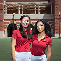 USC Women's Golf | Team Photo | 2017