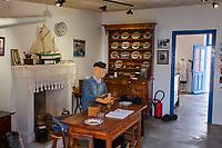 France, Vendée (85), Saint-Gilles-Croix-de-Vie, musée La Maison du Pecheur // France, Vendée, Saint-Gilles-Croix-de-Vie, house of fisher museum
