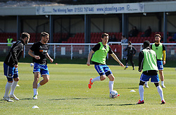 - Photo mandatory by-line: Neil Brookman/JMP - Mobile: 07966 386802 - 18/04/2015 - SPORT - Football - Dover - Crabble Athletic Ground - Dover Athletic v Bristol Rovers - Vanarama Football Conference