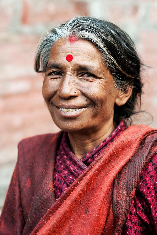 Hindu Lady