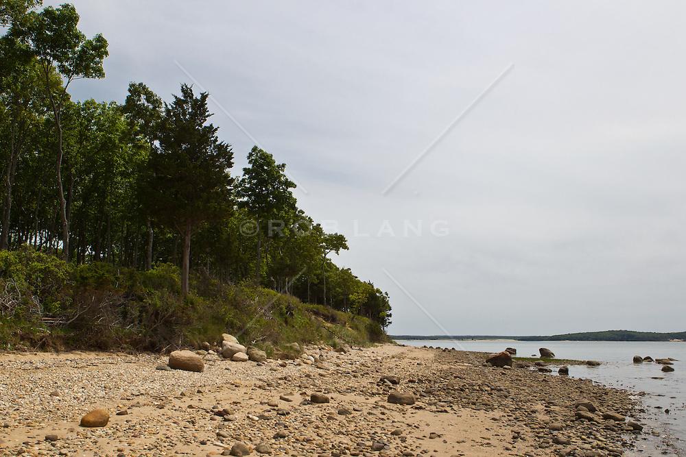 Noyack Beach in The Hamptons
