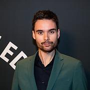 NLD/Amsterdam/20191114 - Uitreiking Esquires Best Geklede Man 2019,<br /> Domien Verschuuren