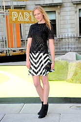 Jade Parfitt attends the preview party for The Royal Academy of Arts Summer Exhibition 2013 at Royal Academy of Arts on June 5, 2013 in London, England. Photo by Chris Joseph / i-Images.