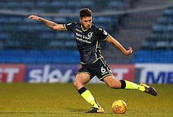 Ryan Sweeney of Bristol Rovers - Mandatory by-line: Robbie Stephenson/JMP - 16/12/2017 - FOOTBALL - MEMS Priestfield Stadium - Gillingham, England - Gillingham v Bristol Rovers - Sky Bet League One